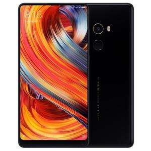 "Smartphone 5.99"" Xiaomi Mi Mix 2 (FHD, 64Go, 6Go de Ram, Noir) + Oreillette Bluetooth Xiaomi  Noir offerte (Via ODR de 70€)"