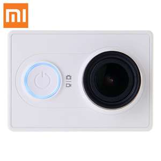 Caméra sportive Xiaomi Yi - Blanche
