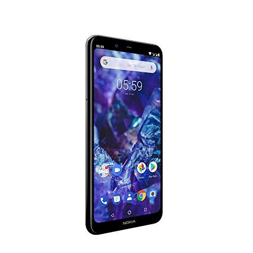 """Smartphone 5.86"""" Nokia 5.1 Plus - HD+, 3 Go de RAM, 32 Go de ROM (via ODR de 30€)"""