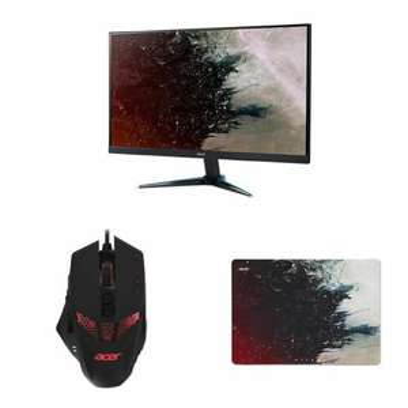 "Écran PC 27"" Acer VG270K - UHD - 3840 x 2160 - IPS- 4ms - freesync60Hz  + Souris + Tapis"