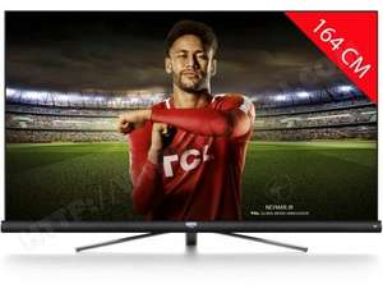 "TV 65"" TCL 65DC766 - 4K UHD, LED, Smart TV (via ODR de 300€)"