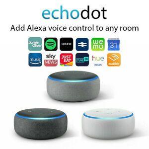Assistant vocal Amazon Echo Dot 3