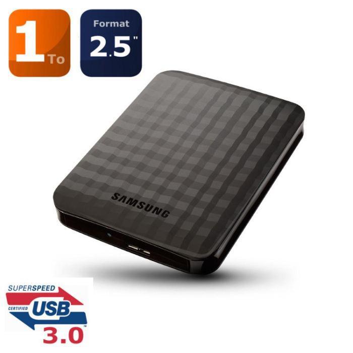 Disque dur externe Samsung M3 1To USB3.0