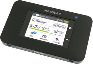Routeur 4G / LTE Netgear Aircard  AC790s + 2 Antennes MiMo