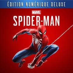[PS+] Marvel's Spider-Man Édition Numérique Deluxe sur PS4 (Dématérialisé)