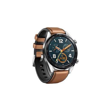 Montre connectée Smartwatch Huawei Watch GT Sport - Marron