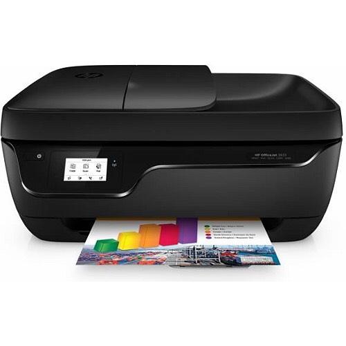 Imprimante multifonction 4-en-1 HP Officejet 3833 - WiFi, Couleur, Instant Ink (Via ODR de 20€) + 10€ crédit Instant Ink