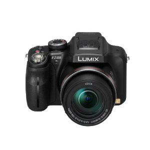 Panasonic Lumix FZ48 - Appareil photo bridge 12 Mpix Noir