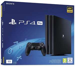 Console Sony PS4 Pro - 1 To
