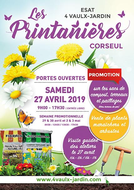 Promotion sur les Sacs de compost, terreaux et paillages - ESAT 4 Vaulx Corseul (22)
