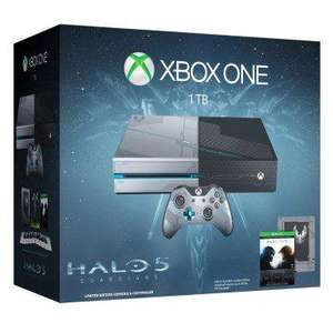 Pack Xbox One collector 1To Halo 5 Guardians + Halo The Master Chief Collection + Forza horizon 2