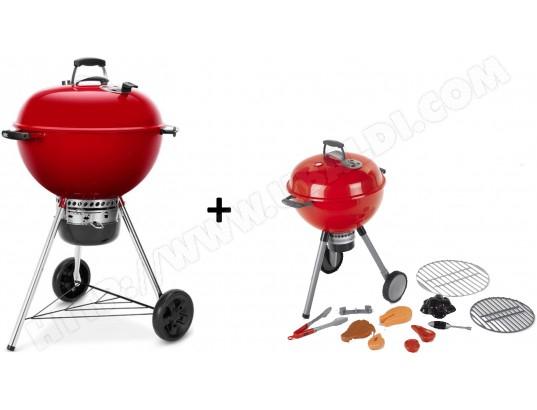 Barbecue Weber (Master Touch GBS (édition limitée Ø57 cm + Jouet d'imitation) + autres Weber !