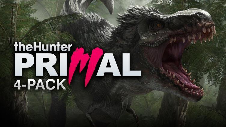Jeu The Hunter Primal 4-Pack (Dématérialisé - Steam)