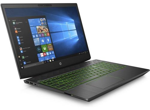 "PC Portable 15.6"" HP Gaming Pavilion 15-cx0017nf - i5-8300H, RAM 12Go, SSD 256Go, GTX 1050 4 Go, Win 10"