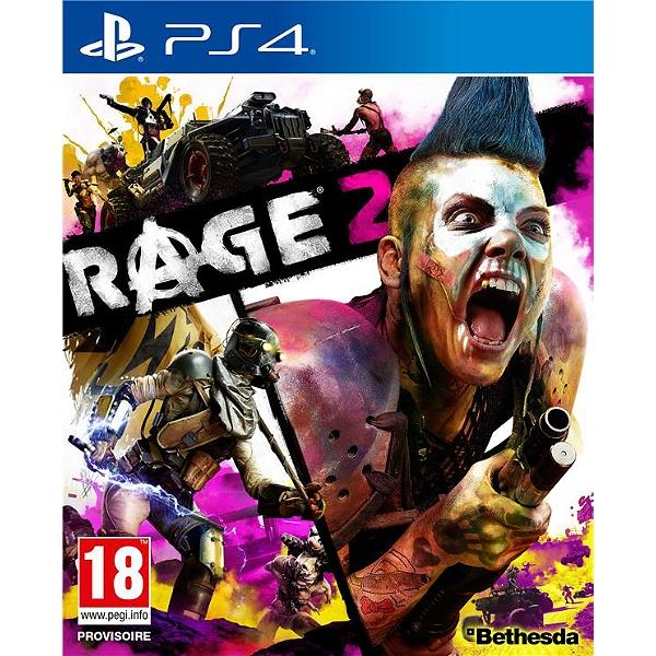 [Précommande] Rage 2 sur PS4/Xbox One