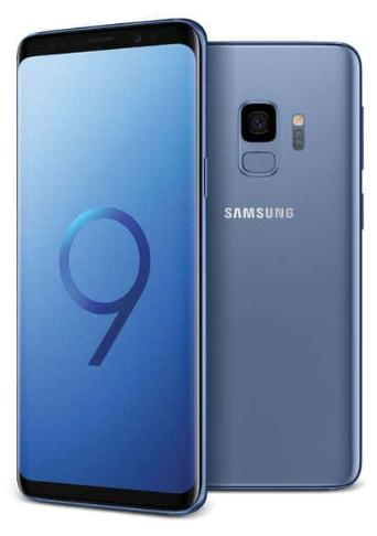 "Smartphone 5.8"" Samsung Galaxy S9 (+ 80€ en bon d'achat Meuble/Déco)"