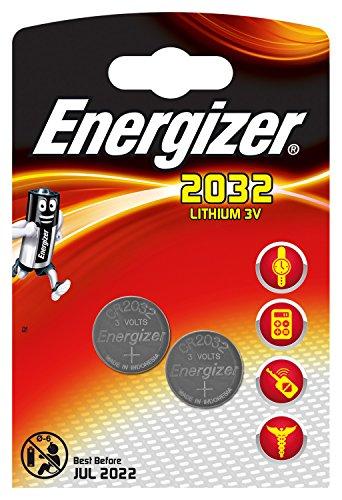 Pack de 2 Piles bouton 2032 au lithium Energizer (vendeur tiers)