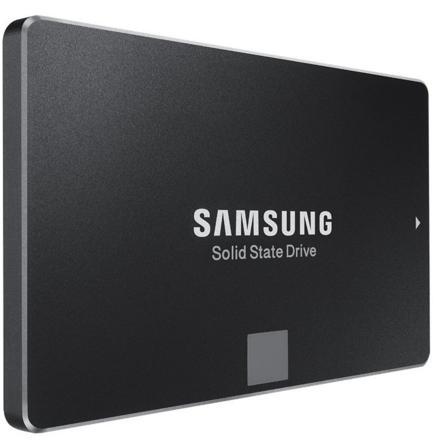 SSD Samsung 850 Evo (Mémoire TLC) - 250 Go