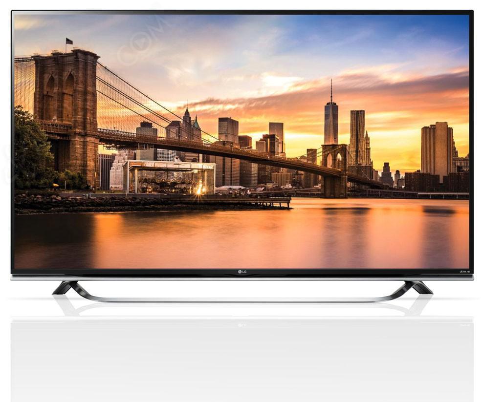 """TV 55"""" LG 55UF850V Smart TV - LED - UHD -  3D"""