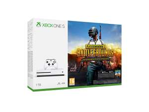 Console Xbox One S - 1 To + PlayerUnknow's Battlegrounds
