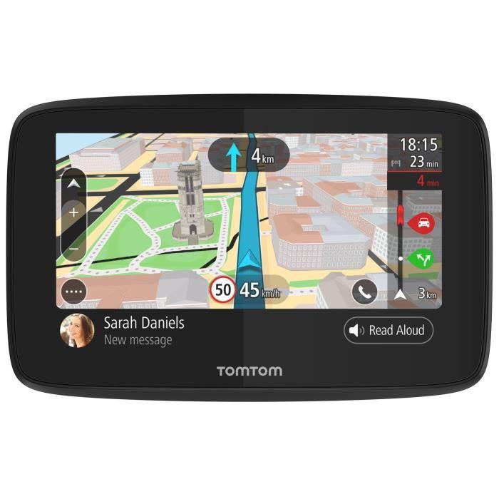 GPS Tomtom Go 5200 - Cartographie à vie (Monde)