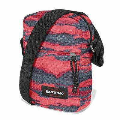 sélection de sacoches multicolores Eastpak  en promo - Ex : Sac Eastpak à bandoulière 3 Litres