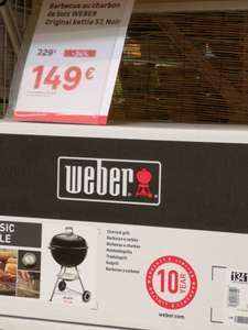 Barbecue Weber Original Kettle - 57 cm (Leroy Merlin Cabries - 13)