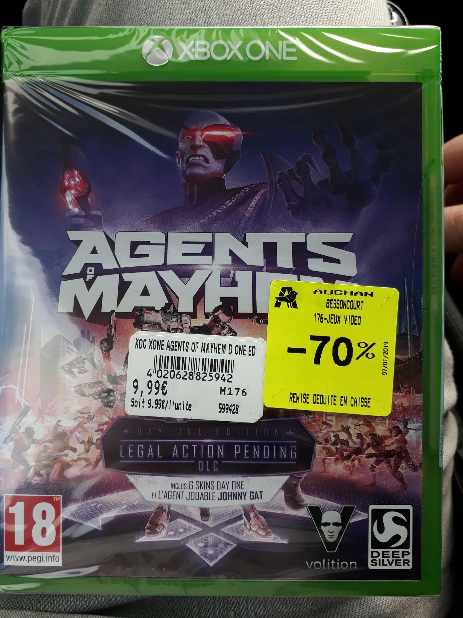 Agents of Mayhem sur Xbox One - Belfort (90)