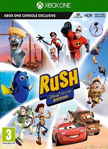 Rush: A Disney-Pixar Adventure sur Xbox One