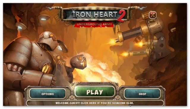 Jeu Iron Heart 2: Underground Army sur PC (Dématerialisé)
