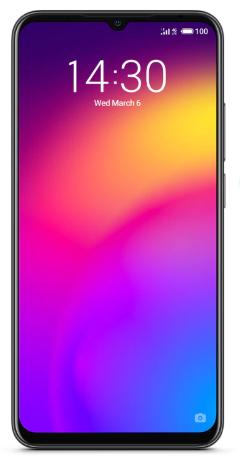"Smartphone 6.2"" Meizu Note 9 (Version Globale) - Full HD, Snapdragon 675, RAM 4Go, 64 Go (avec B20), Noir"