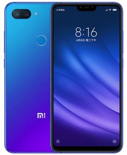 "Smartphone 6.26"" Xiaomi Mi8 Lite - full HD+, SnapDragon 660, 4 Go de RAM, 64 Go, 4G (Global Version), Noir ou Bleu"