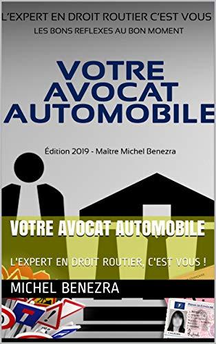 """eBook Kindle """"Votre avocat automobile"""""""