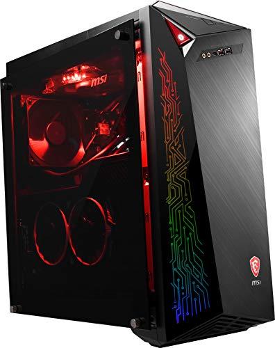 PC MSI Infinite X 9SD-251DE - i7-9700K, RAM 16 Go DDR4, 256 Go SSD + 2 To HDD, MSI GeForce RTX 2070 Armor 8G OC, Windows 10