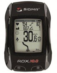 Kit complet Compteur Sigma Rox 10.0 GPS - Noir