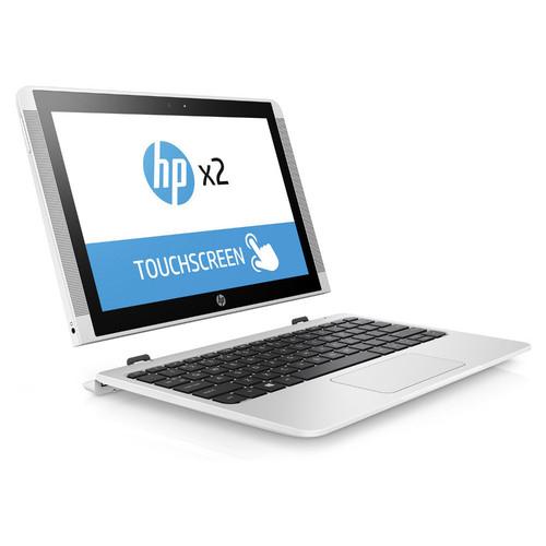 Tablette PC 10.1''  HP X2 (10-P002NF) - Atom X5-Z8350, 4 Go de RAM, 64 Go eMMC, Windows 10, Argent