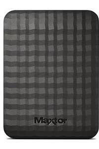 """Disque dur externe 2.5"""" Maxtor M3 - 4 To"""