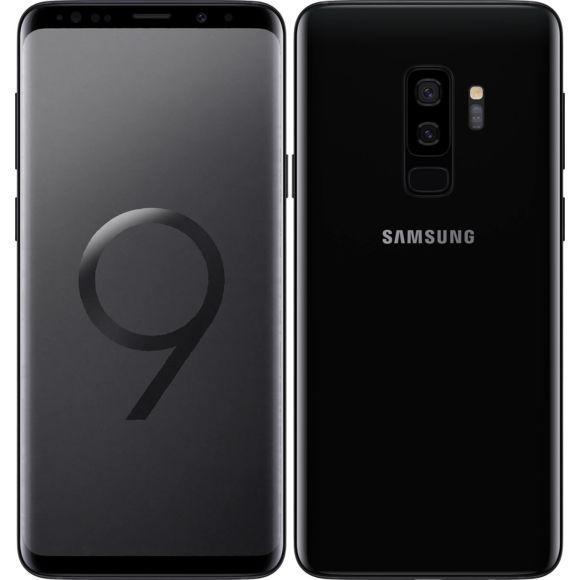 "Smartphone 6.2"" Samsung Galaxy S9+ Plus - 64 Go (Noir, Bleu, Violet)"