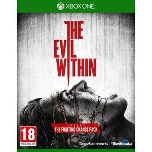 Evil Within sur Xbox One