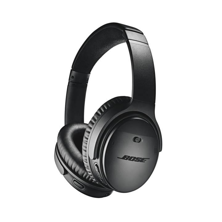 Casque audio sans-fil Bose QuietComfort QC35 II (Frontaliers Suisse)