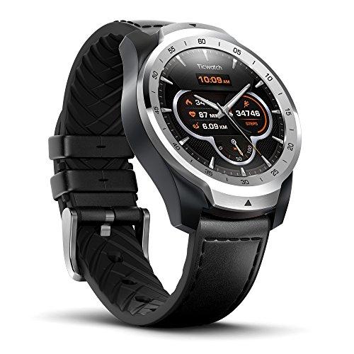 30 euros de réduction sur les montres connectées Ticwatch - Ex : Ticwatch Pro