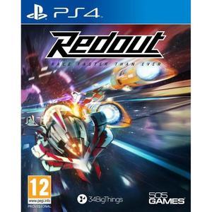 Redout sur PS4