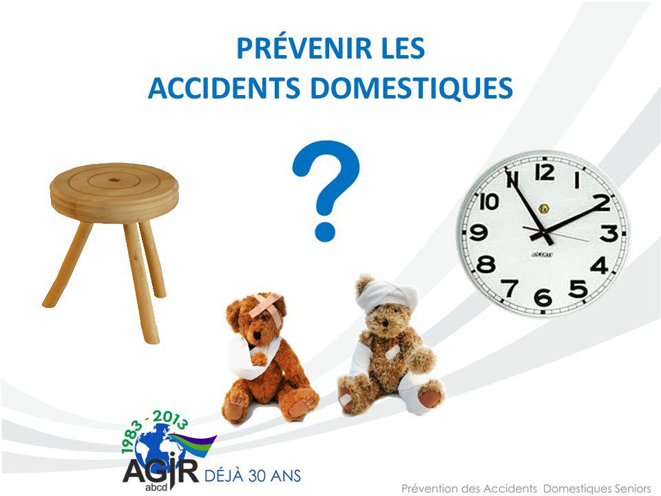 Atelier de Sensibilisation sur Les Accidents Domestiques - Cluses, Cran Gevrier (74)