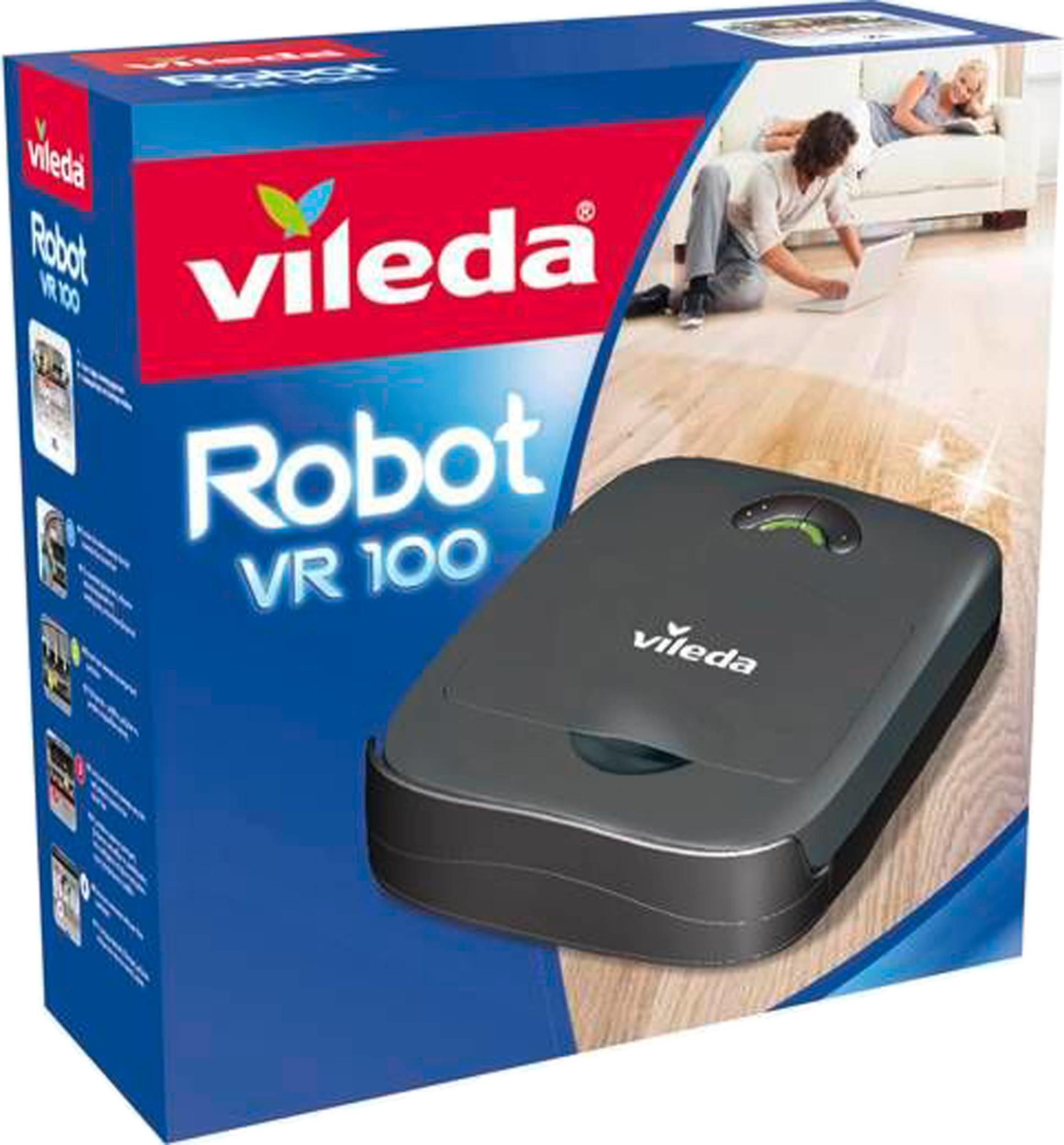 Aspirateur robot Vileda VR100