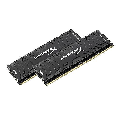 Kit mémoire RAM HyperX Predator - 16 Go (2X8Go) DDR4, 3200 MHz, CL16, DIMM