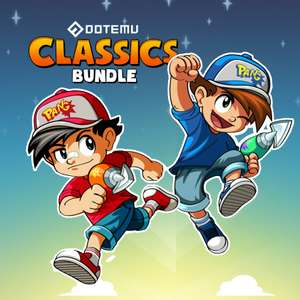 DotEmu Classics Bundle: 9 jeux PC dont Little Big Adventure 1 + 2, Double Dragon Trilogy, Pang Adventures... (Dématérialisés - Steam)