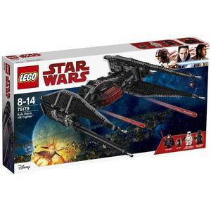 Jeu Lego Star Wars 75179 - Kylo Ren's TIE Fighter (630 pièces)