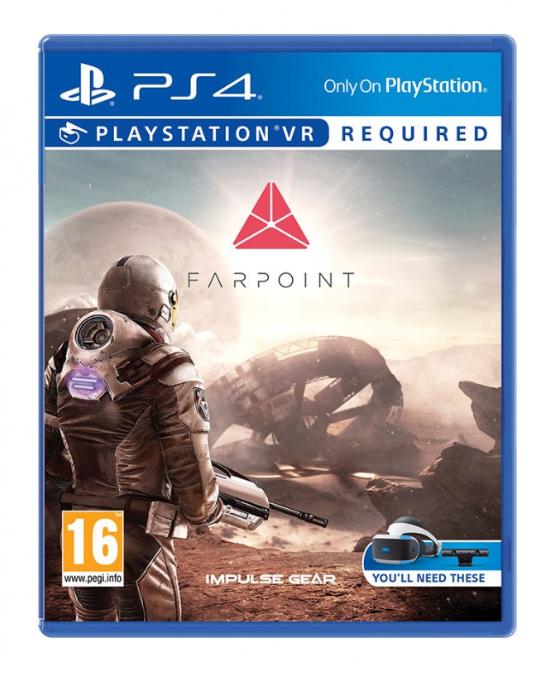 Farpoint VR sur PS4