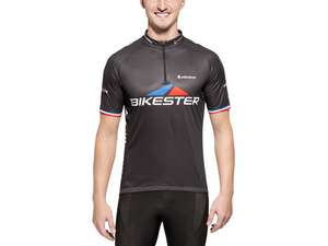 Maillot cycliste homme Bikester Basic Team - Taille S