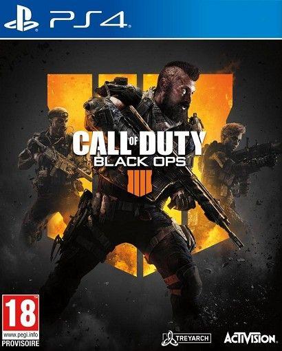 Call of Duty Black Ops IIII sur PS4 (+Jusqu'à 3.07€ offerts en SuperPoints)